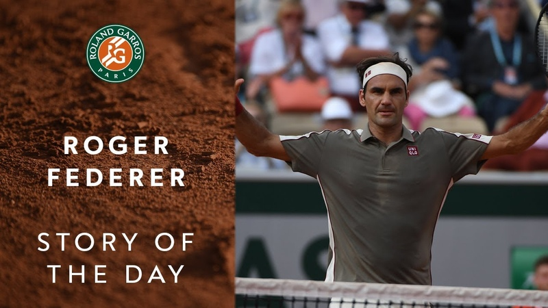 Story of the Day - Roger Federer 5 | Roland-Garros 2019