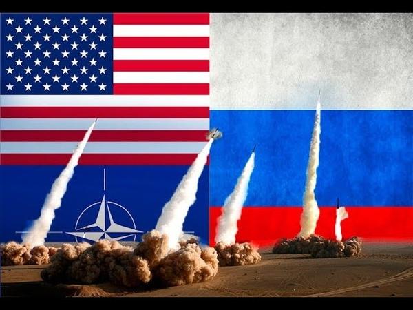 НАТО окружило РФ Оборонительные учения РФ