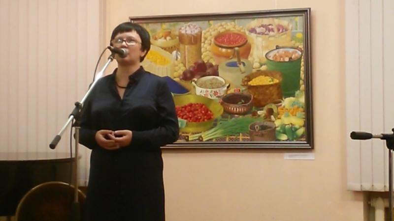 6.поэтический дуэт Мария Запольских и Наталья Самойленко, дом-музей В.Н. Корбакова