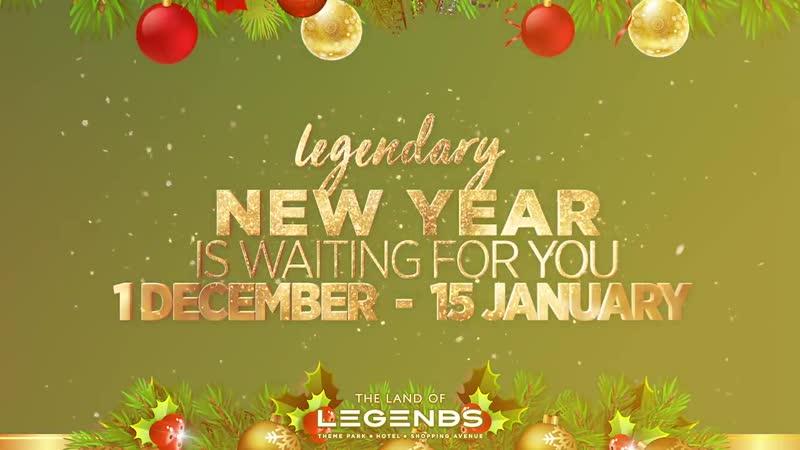 Legendary New Year