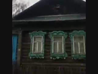 Девушка о жизни в российской деревне
