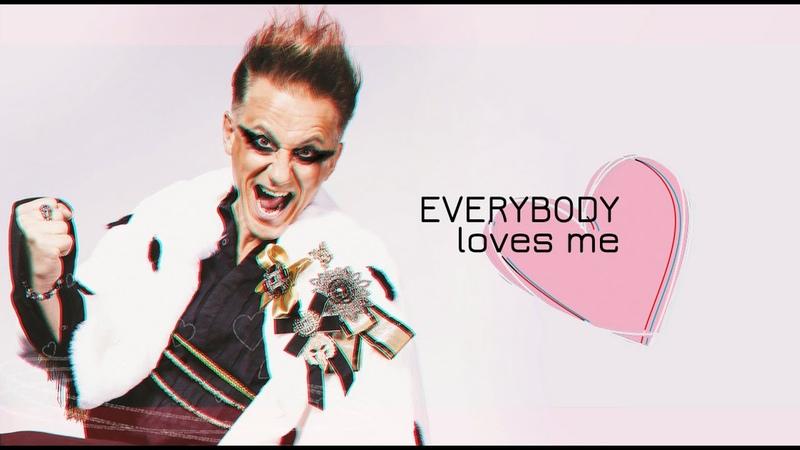 Menshikov | everybody loves me