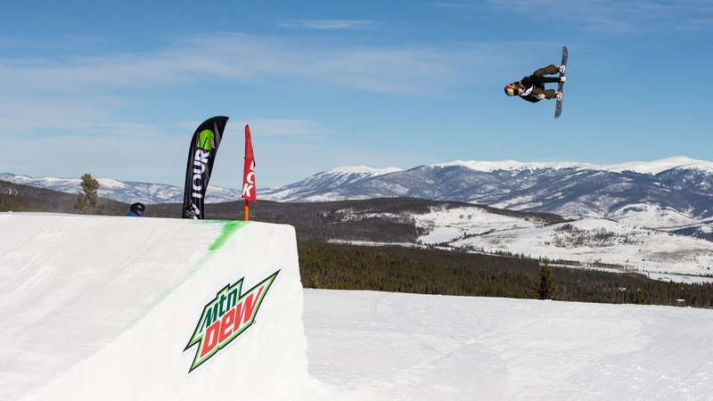 Women's Snowboard Slopestyle Final | 2018 Winter Dew Tour Day 2 Live Webcast