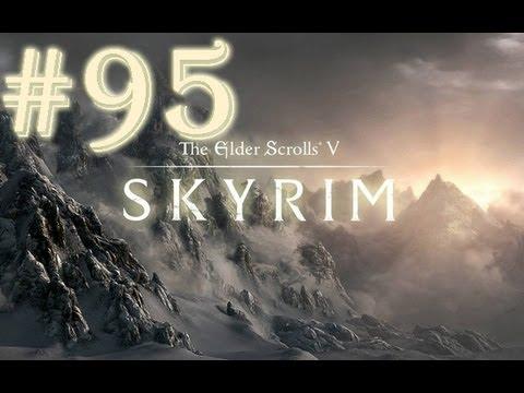 Прохождение Skyrim - часть 95 (Снежная завеса)