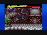 Teenage Mutant Ninja Turtles Tournament Fighters - Round 88 of Tour - (Mega Drive)