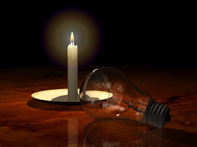 В Курске на следующей неделе будут отключать электричество