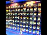 Мороженое со странными вкусами