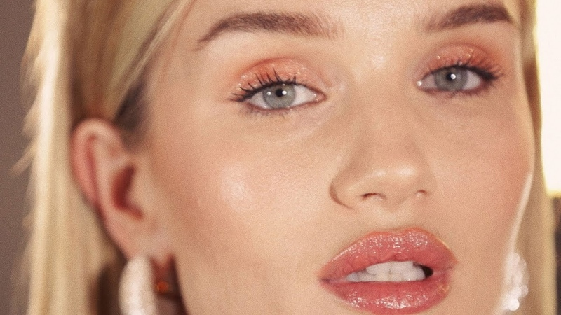 Makeup tutorial foundation basics with Marc Reagan and Rosie Huntington-Whiteley
