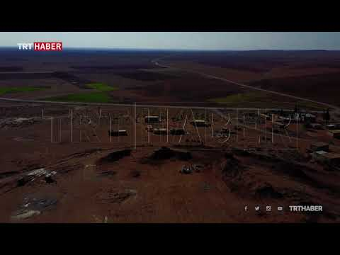 Tel Abyaddaki terör mevzilerini MuhtemeL Vurulacak Hedefler görüntülendi DJ_PATRON_HARİKA Live
