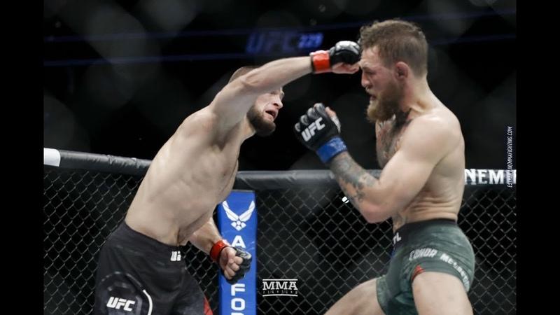Khabib Nurmagomedov Highlights UFC 229 Quit UFC After Conor Mcgregor