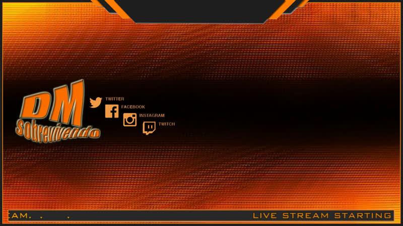 DM Sob - live via Restream.io