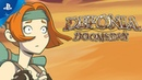 Deponia Doomsday Release Trailer PS4