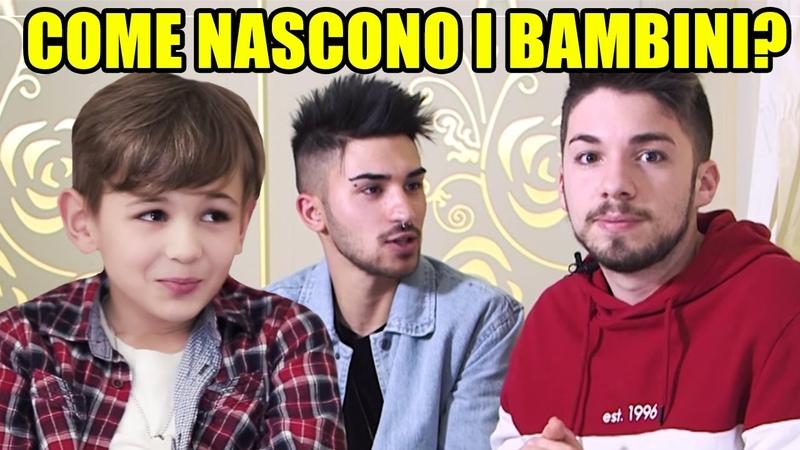 COME NASCONO I BAMBINI | Matt Bise
