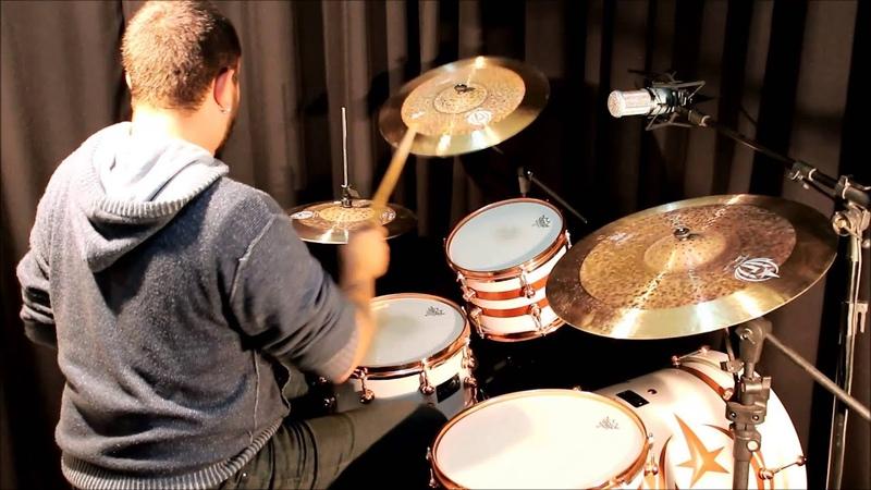 Diril Cymbals Brasil - 13 Hi Hat Special Serie