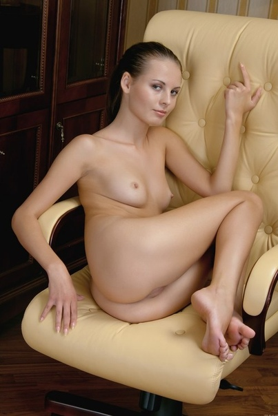 Ginger Woman Naked