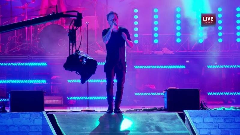 The Rasmus - Wonderman (Live @ Cricova) (09.09.18)
