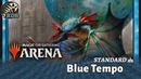 MTG Arena: Blue Tempo Upgraded with Ravnica Allegiance | Tuesday Brewsday
