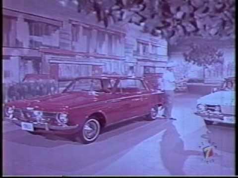 Comerciales Autos 70s México