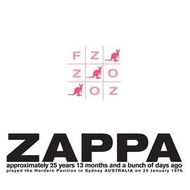 Frank Zappa альбом FZ:OZ