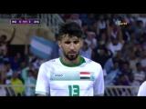 Футболисту Ирака во время матча сообщили, что у него умерла мама