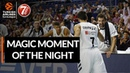 7DAYS Magic Moment of the Night: Facundo Campazzo, Real Madrid