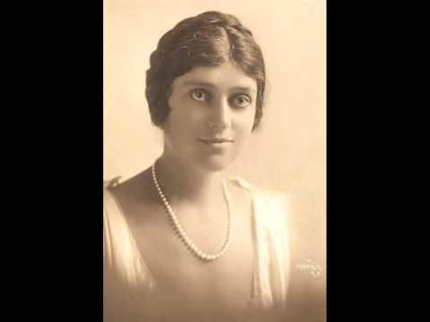 Soprano Alma Gluck Violinist Efrem Zimblalist ~ Hatikva 1918 Chanson Hebraique 1917