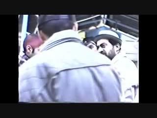 Հրաշք արխիվային կադրեր ՙՙՄեր Բակը՚՚ ֆիլմի նկարահանումներից 1996 թվական