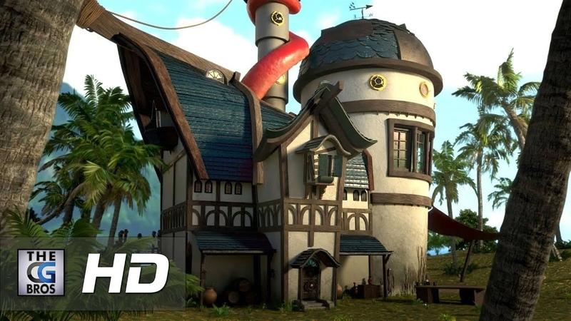 CGI VFX Showreels: The Tentacle - by David Bitran   TheCGBros
