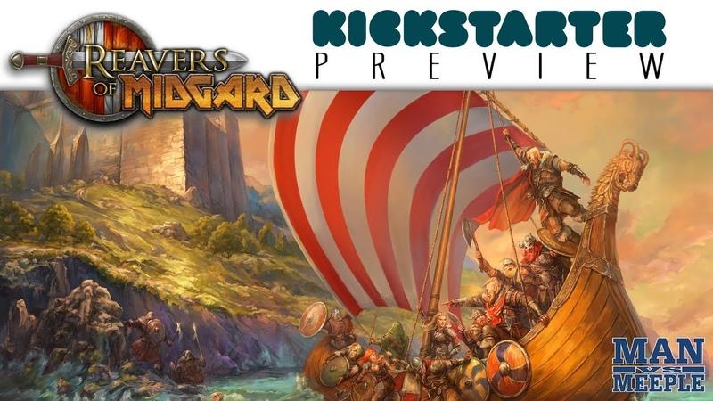Reavers of Midgard Preview (Grey Fox Games)