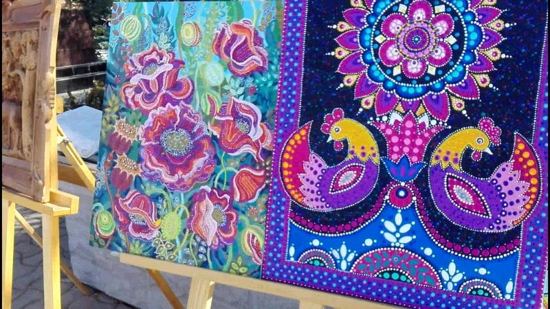 фестиваль изобразительного и декоративно прикладного искусства Крымская мозаика В Евпатории с 21 по 24 сентября 2018 года буде
