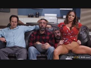 Ariella Ferrera - Take A Seat On My Dick 2 [ Big Tits, Feet, Hairy, Latina, MILF]