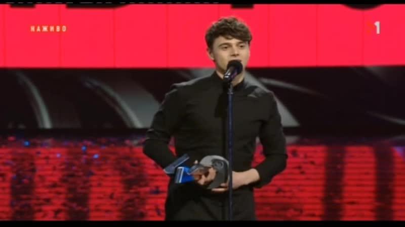 ALEKSEEV / Премия «M1 Music Awards-2016», Киев (10.12.16.)