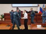 Важные переговоры о сотрудничестве с ГУМЧС России по ВО и СК