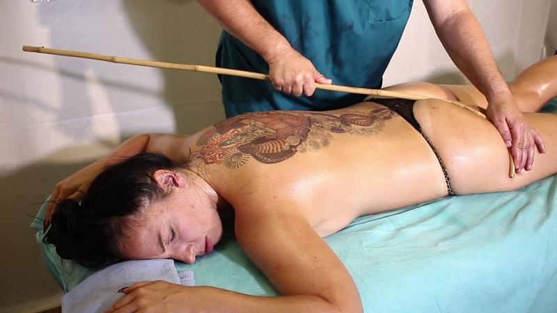 Египетский Джед массаж 2 часть