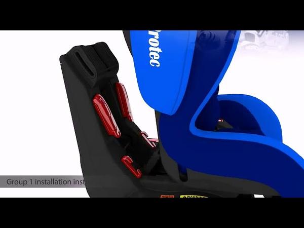 Детское кресло Sparco (F2000K)