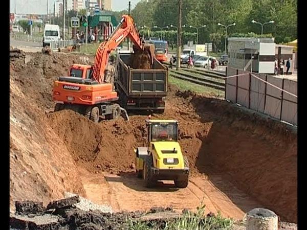 Возле остановки «Автостанция» появится подземный переход