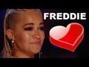 Top 7 AMAZING FREDDIE MERCURY COVERS ON THE VOICE, X FACTOR, GOT TALENT WORLDWIDE!