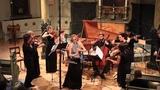 G. Ph. Telemann - Suite in a minor (menuet). Arte dei Suonatori &amp Bolette Roed