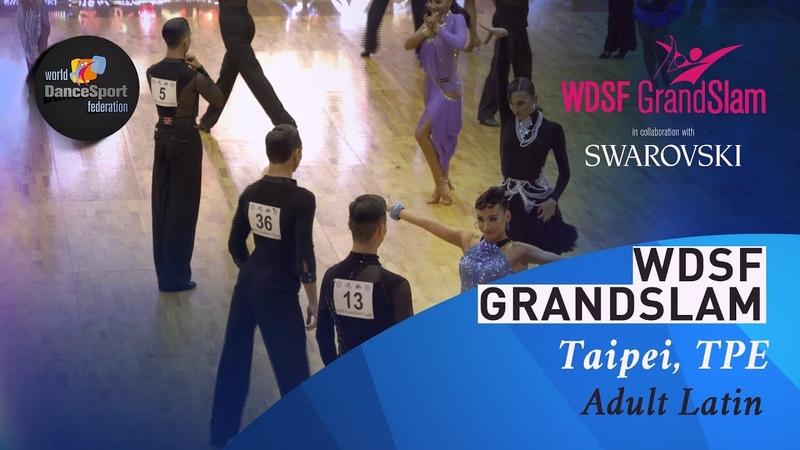 Yusupov Remina RUS 2019 GrandSlam LAT Taipei R1 S