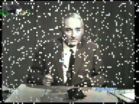 Prof Heinz Haber bereitete uns 1968 auf künstliches Wetter und Klima vor