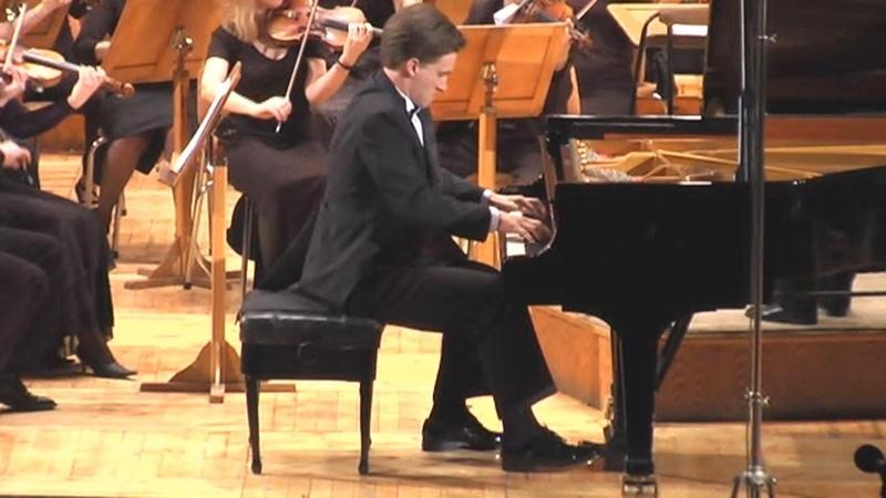 Rachmaninoff Concerto N. 2 - I. Moderato (2/2)