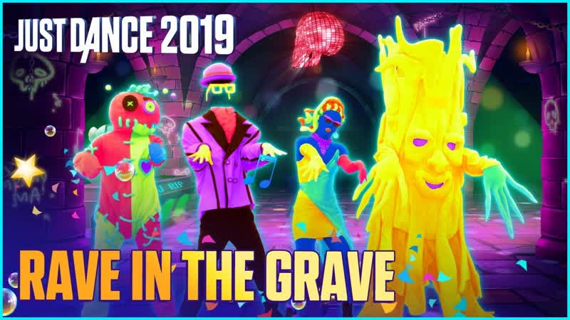 Just Dance 2019 | Rave In The Grave - AronChupa Ft. Little Sis Nora | Just Dance Ultimate [PC]