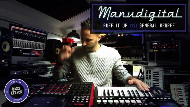 MANUDIGITAL Ft. General Degree - Ruff It Up (Official Video)