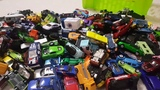 Return the Hot Wheels cars for Kids from the box Video for kids