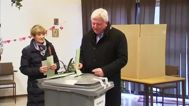 """Vergessene Stapel und """"geschätzte"""" Ergebnisse bei der Hessen-Wahl- Schwarz-Grün könnte jetzt kippen"""