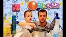 Огромные шарики орбиз издеваемся, плавим утюгом, давим/orbeez crush challenge/Видео для детей