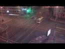 В Минске водитель въехал в подземный переход