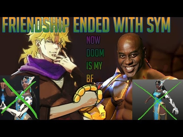 My friendship ended with SYM, now DOOM is my BF