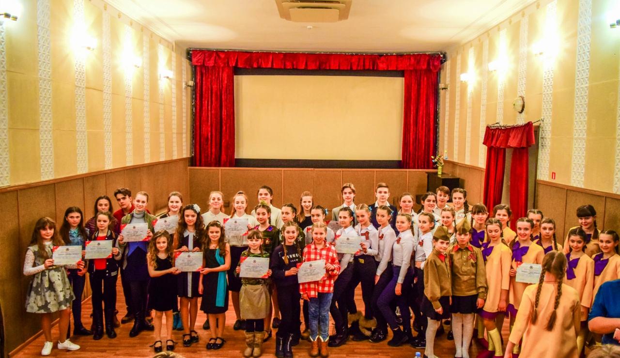 В Донецке прошел городской отборочный этап Республиканского фестиваля военно-патриотической песни и поэзии