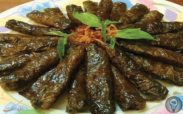 Курдская еда